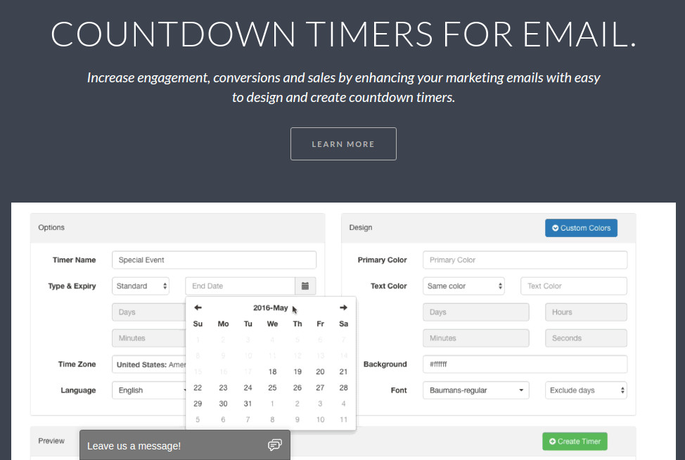 EmailTimers